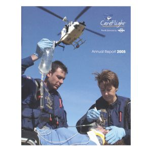 Production of Careflight Brochure